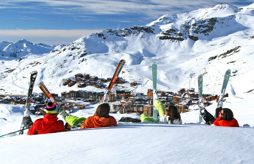 SPECIAL OFFER - SKI CROSS WORLDCUP - FROM 7TH TO 9TH DECEMBER 2017 - FROM 190 € / PERS*