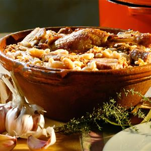 Cassoulet country food lover escapade