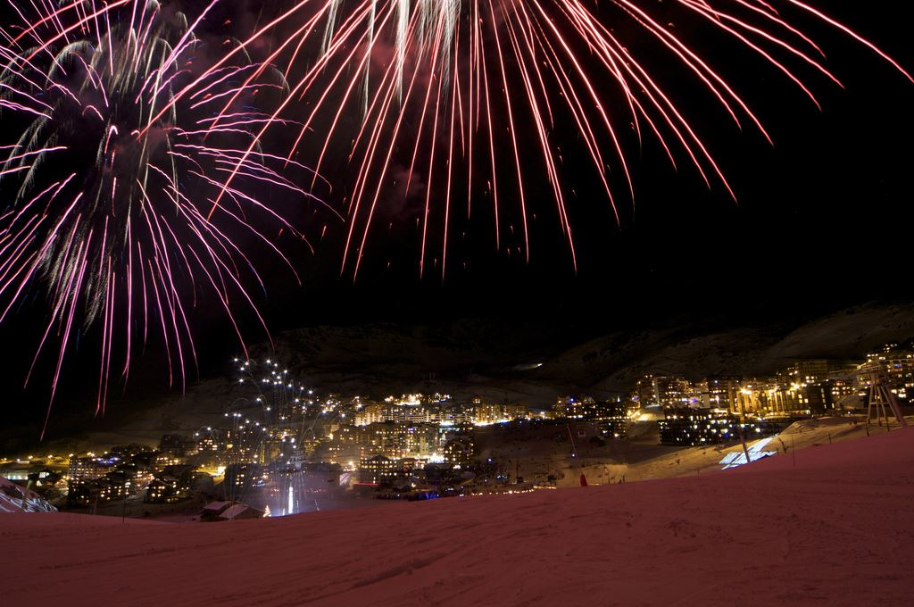 FOR CHRISTMAS, MY GIFT IS VAL THORENS! FROM 375 € / PERS*