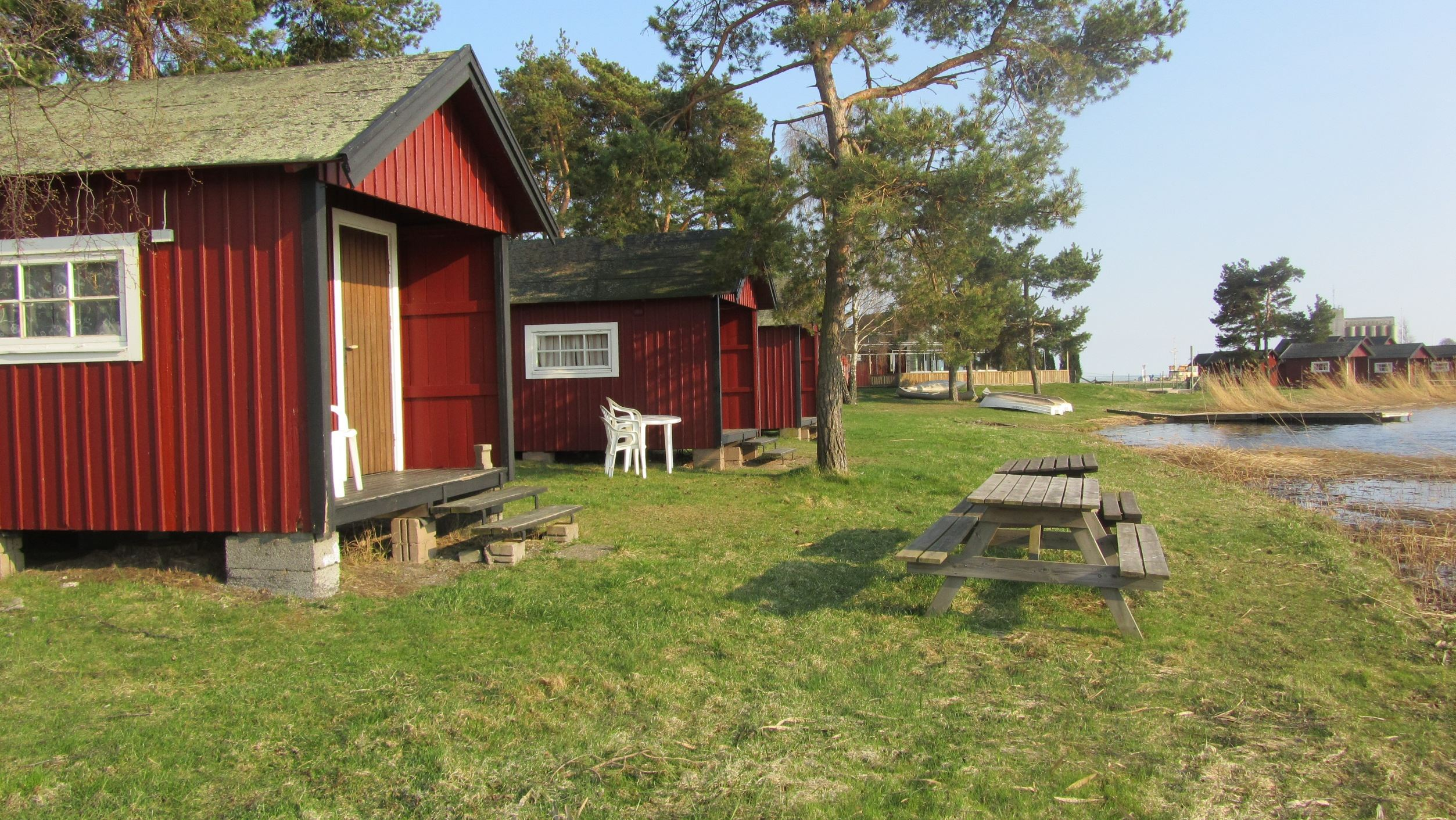 Celebrate midsummer at Dalskärs Camping!