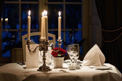 Candle Light Dinner with suite accommodation
