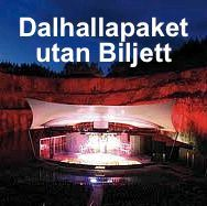 Dalhalla Package (ticket to concert excluded)