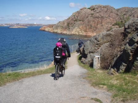 "Cycling around ""Skaftö"""