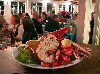 Lobster & Shellfish Weekend with music