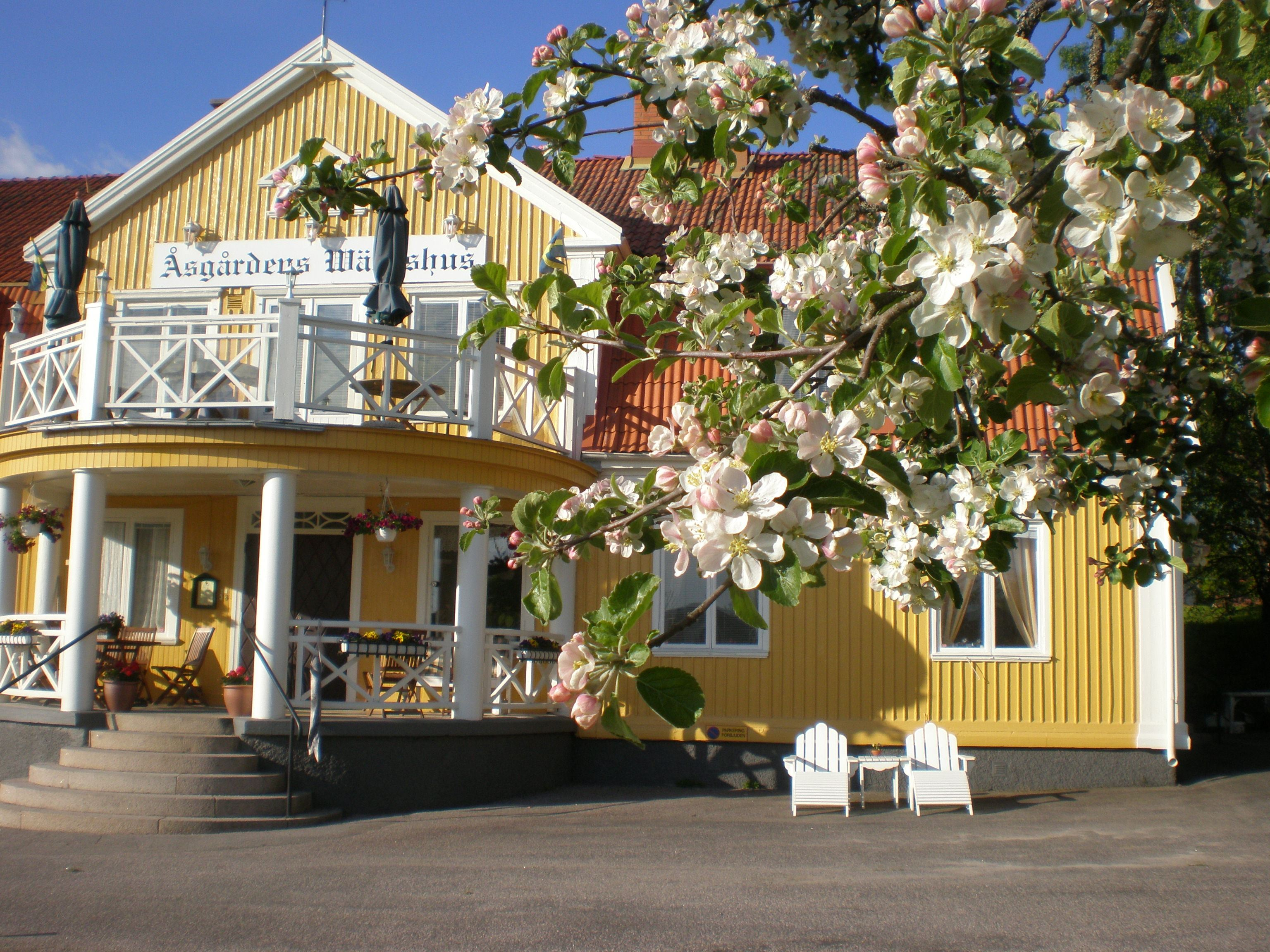 Hotel package Åsgården