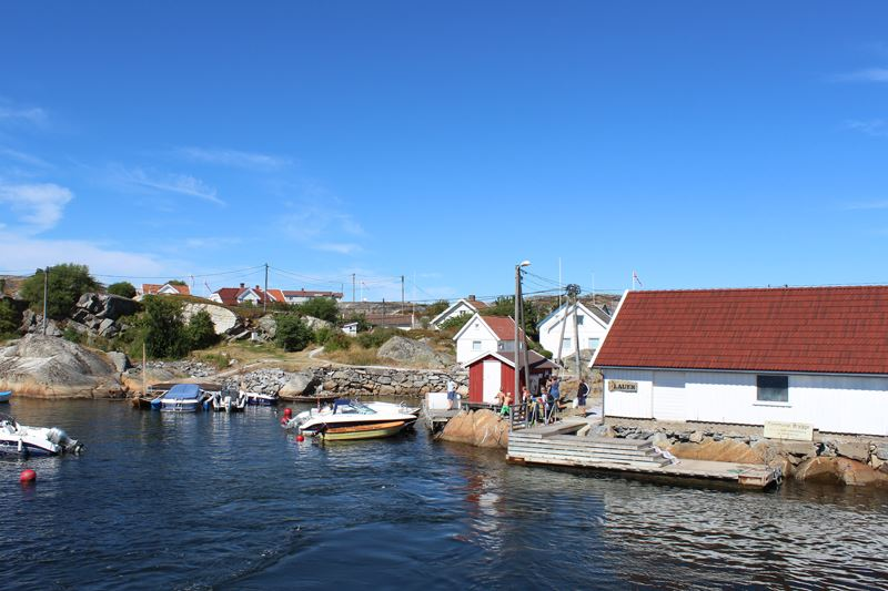Island hopping around Hvaler