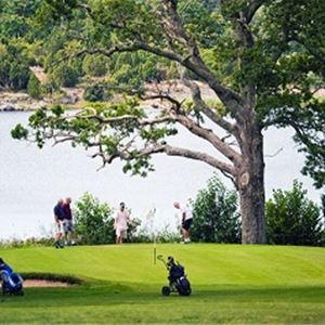 Golf package & Archipelago Hotel with execellent service