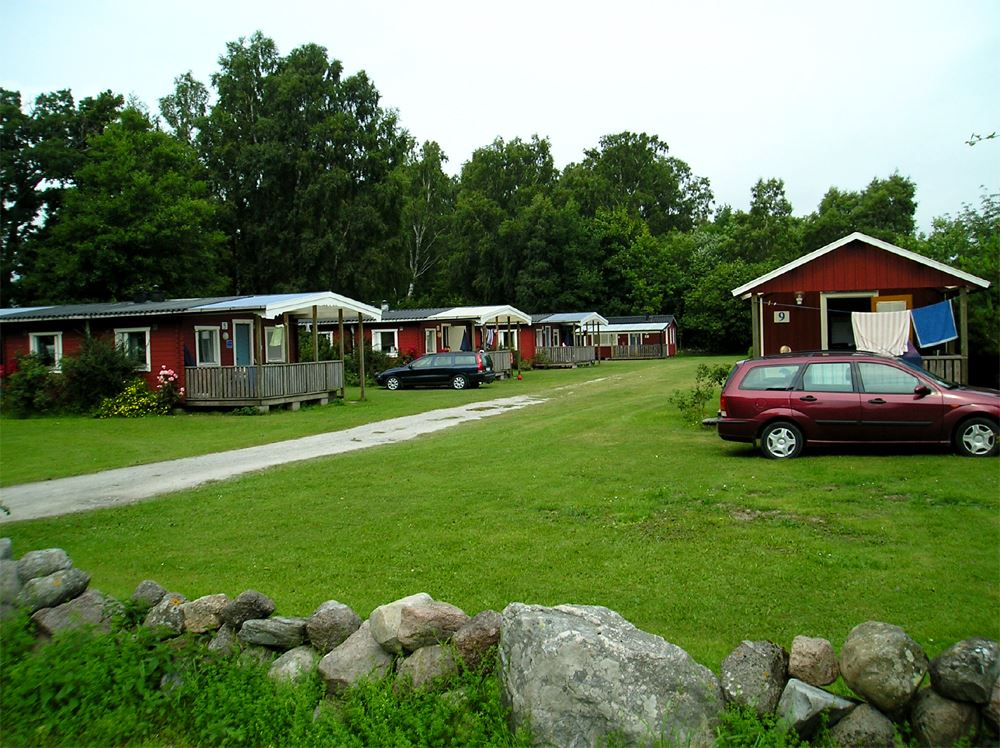 Package large saturday - saturday at Sonjas Camping, northern Öland