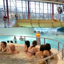 Halmstad - indoor swimming package