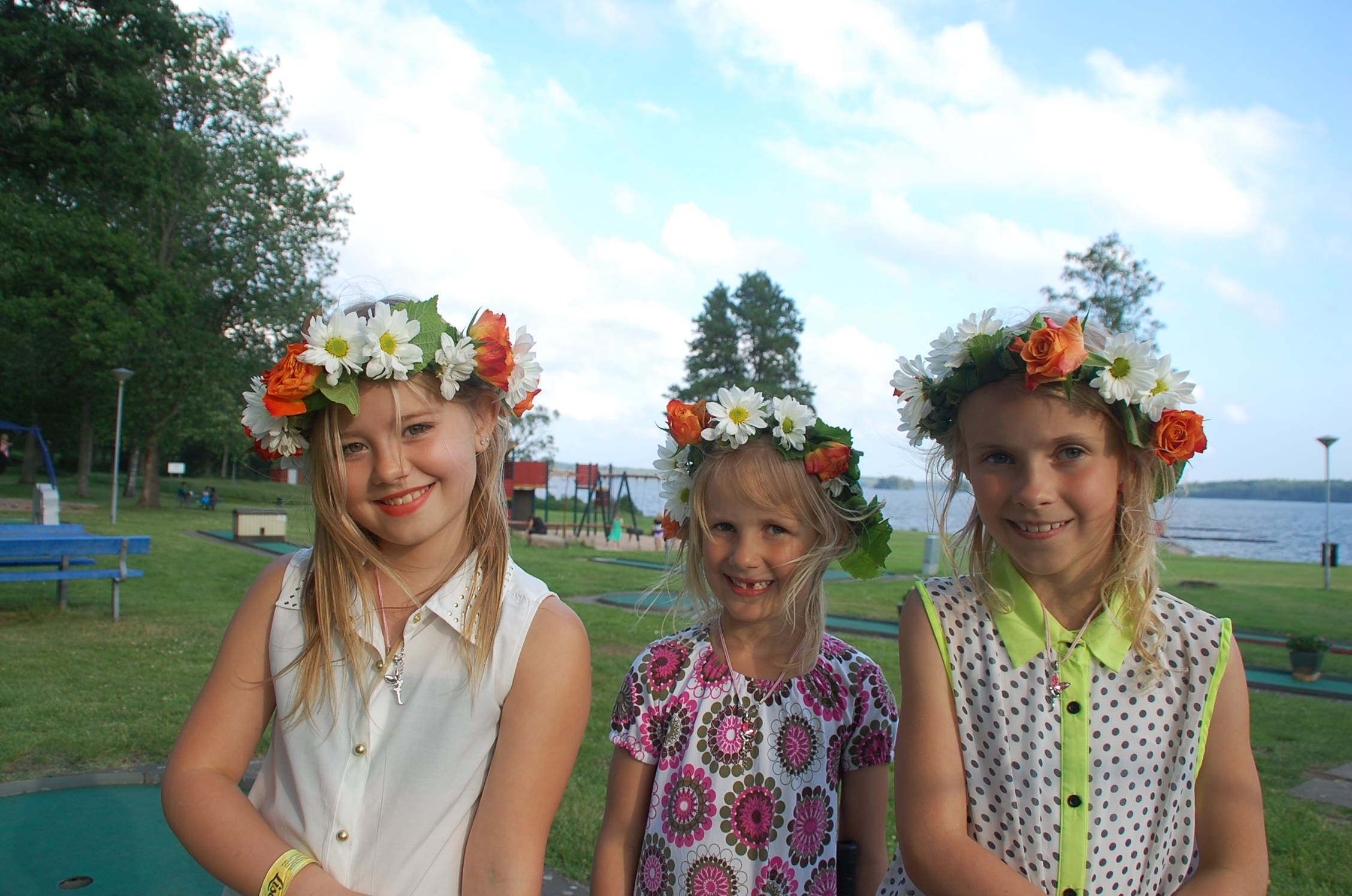 Celebrate Midsummer in Småland at Tingsryd Resort