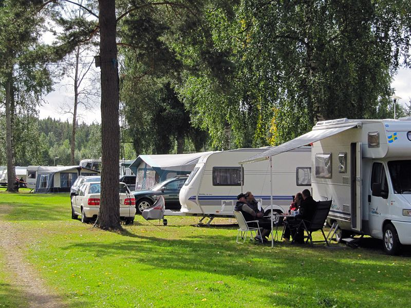 100% Weekend at Otterbergets Camping incl electricity Friday-Sunday