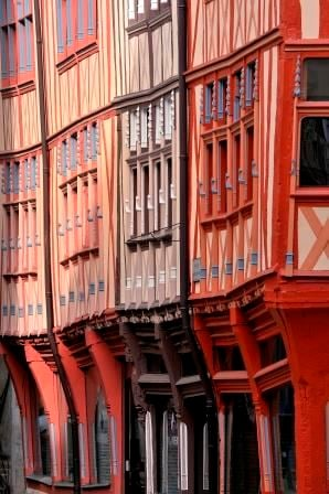 Weekend discovery of Rouen, the Capital of Normandy