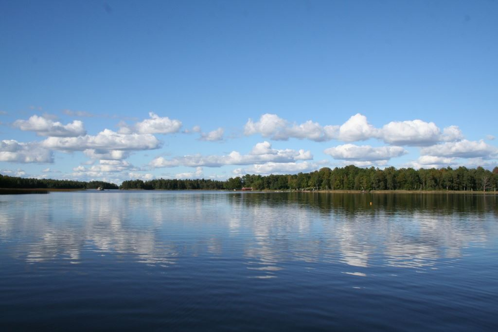 One Week Fishing Package at Getnö Gård, Lake Åsnen Resort