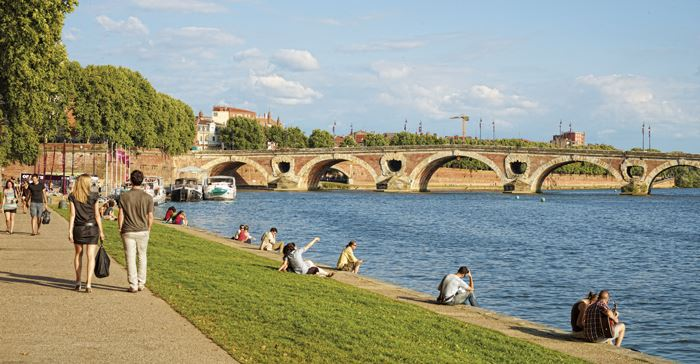 Toulouse Weekend on the canal du Midi / 2 days - 1 night.