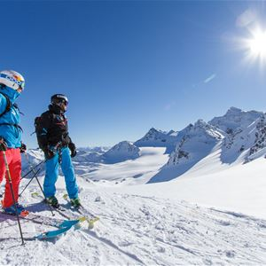 HIT THE SLOPES OF LES 3 VALLEES! FROM 763 € / PERS*