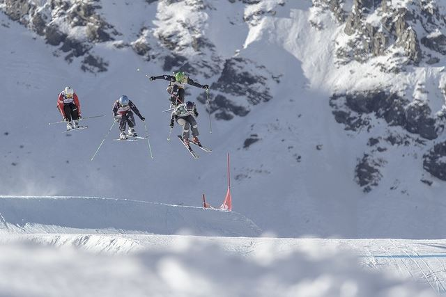 SPECIAL OFFER - SKI CROSS WORLDCUP - FROM 150€ / PERS*