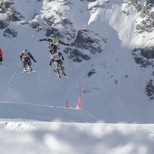 SPECIAL OFFER - SKI CROSS WORLDCUP - FROM 6TH TO 8TH DECEMBER 2019 - FROM 143 € / PERS*