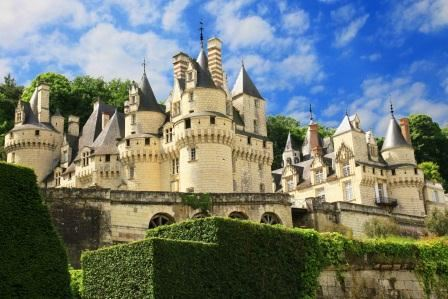 FAIRY-TALE BREAK IN THE LOIRE VALLEY - 2 DAYS/1 NIGHT from 199 €/person