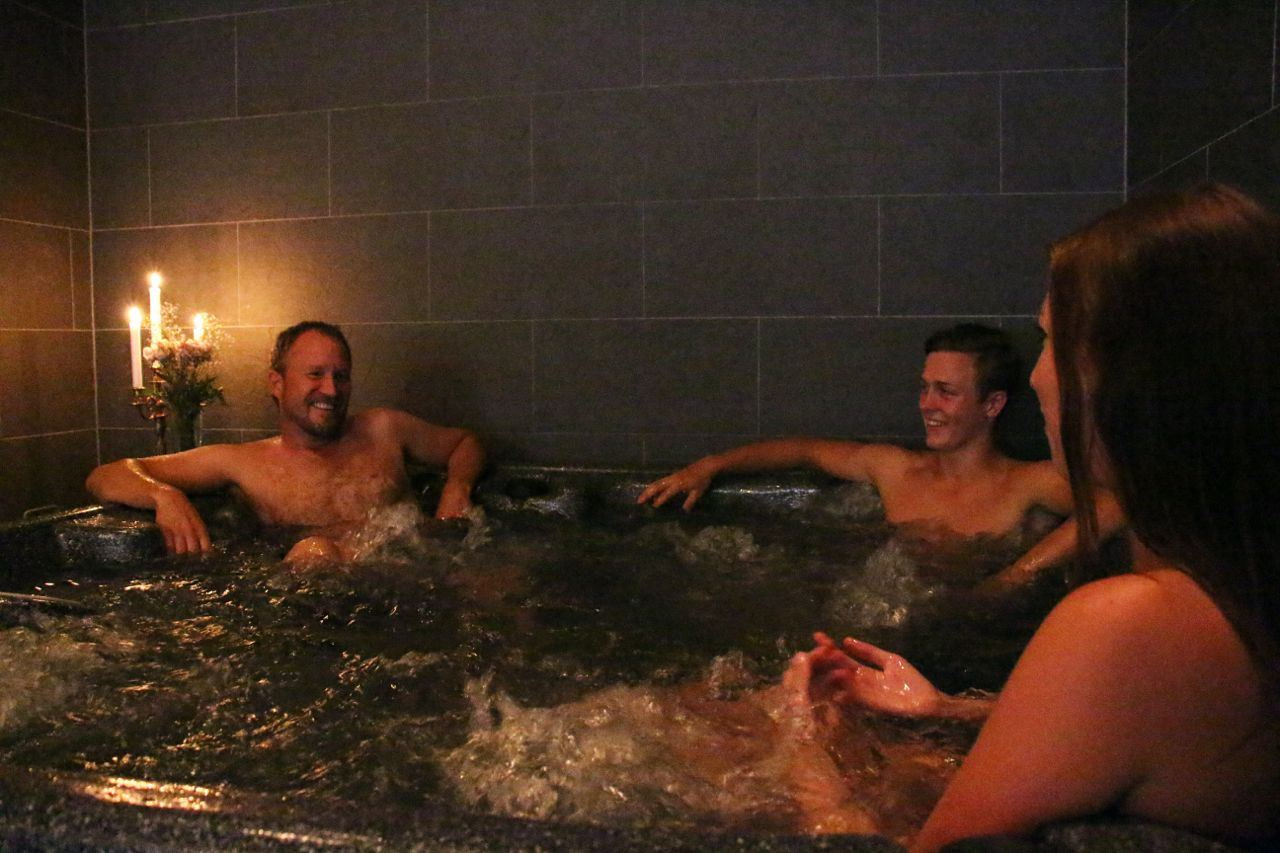 Wellness weekend på Bomstadbaden