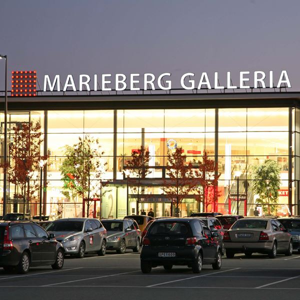 Shopping Marieberg Galleria