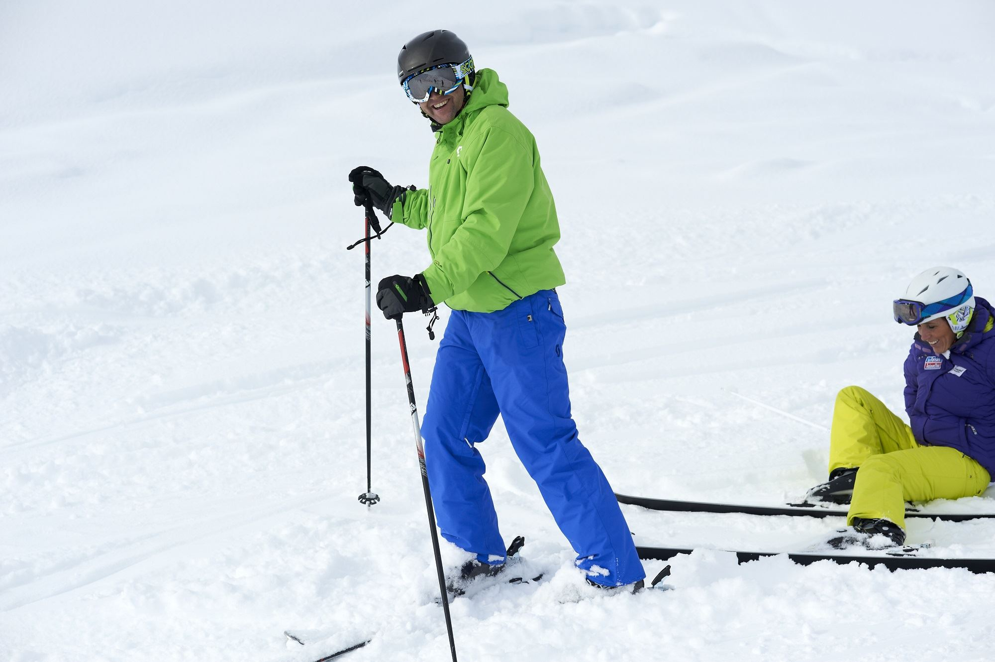 Skiing for dummies
