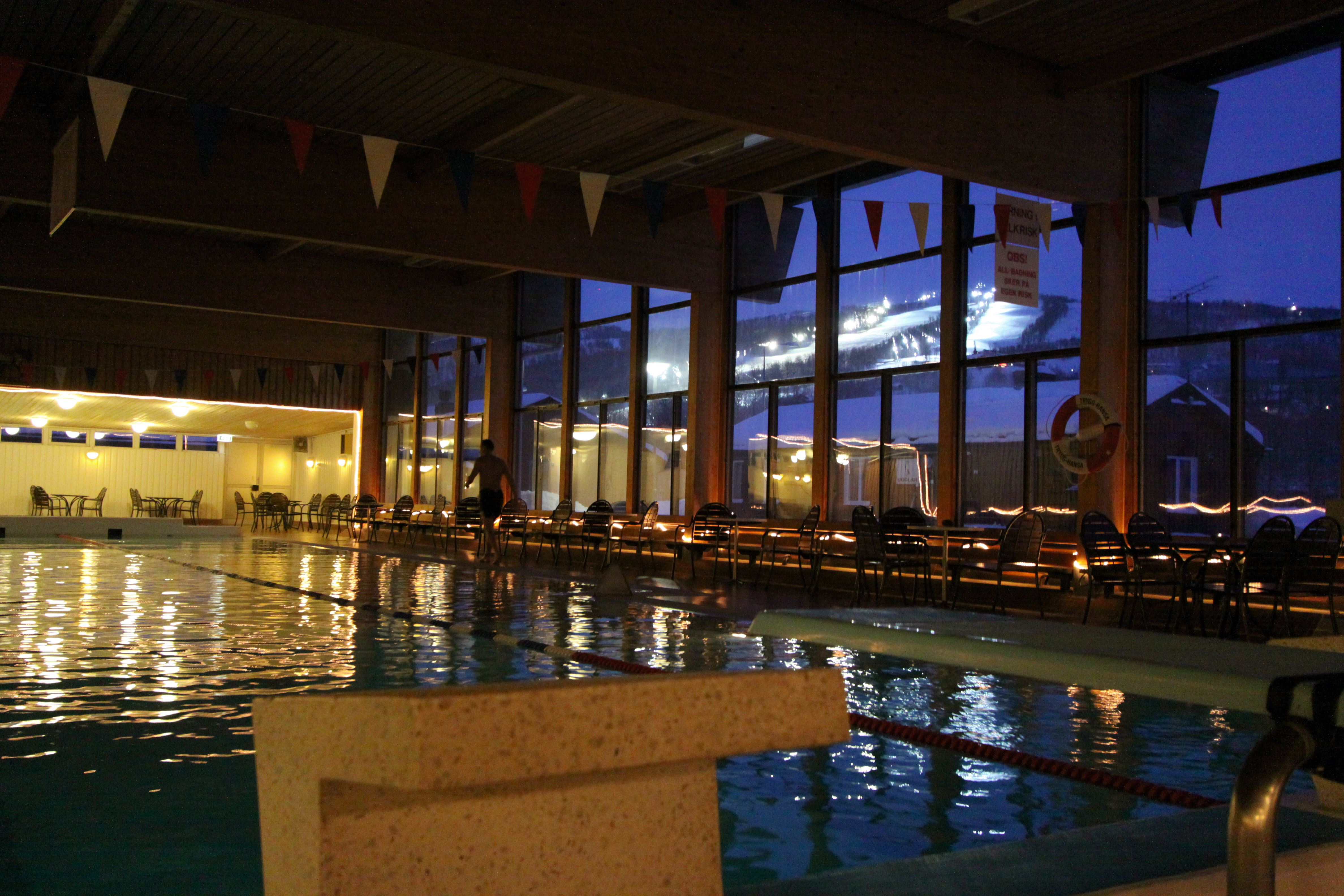 Sportlovspaket Helpension Hotell