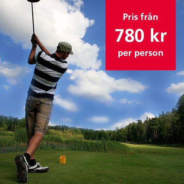 Experience Golf in Norrköping, play 1 day