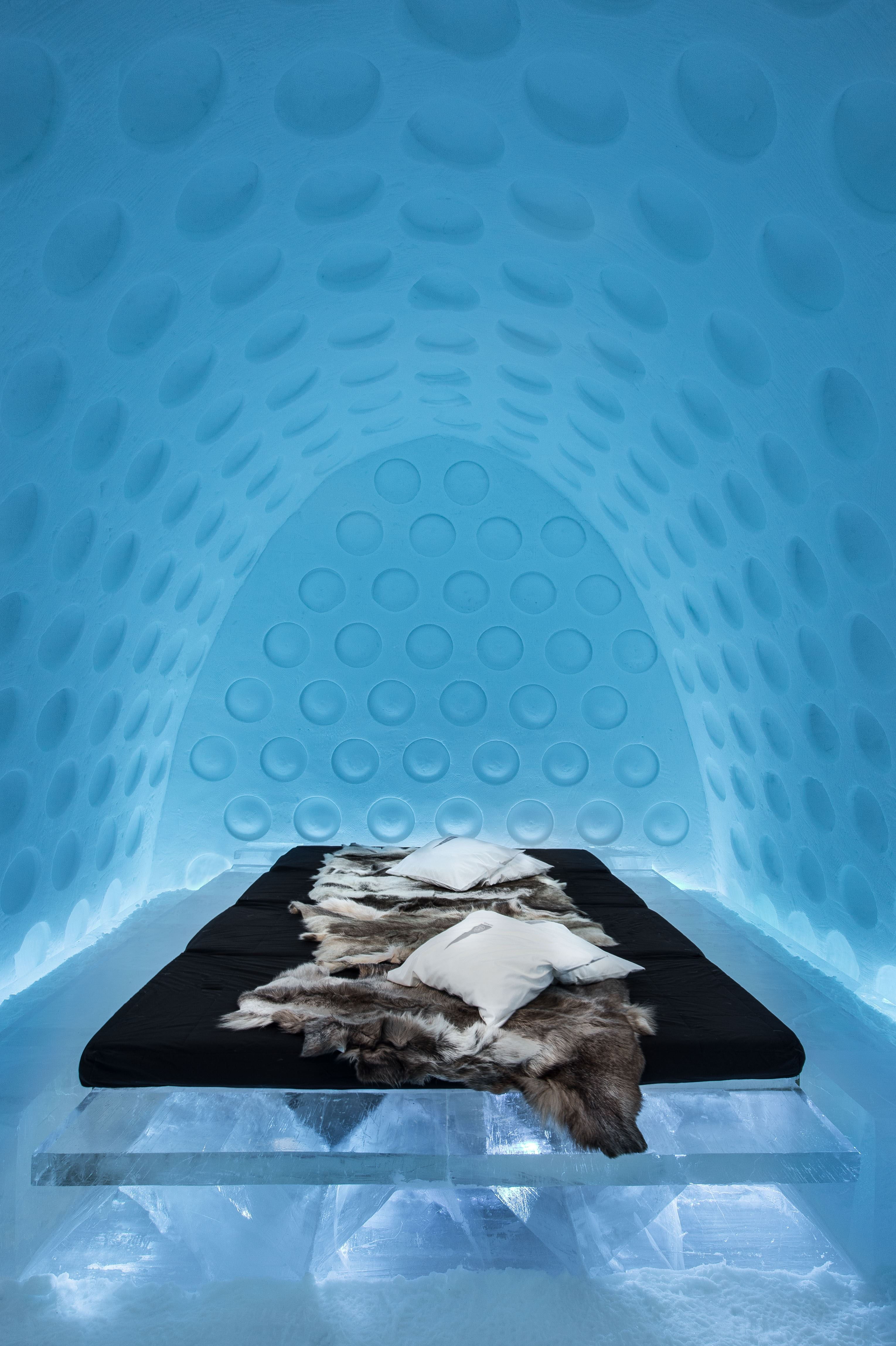 ICEHOTEL recommends