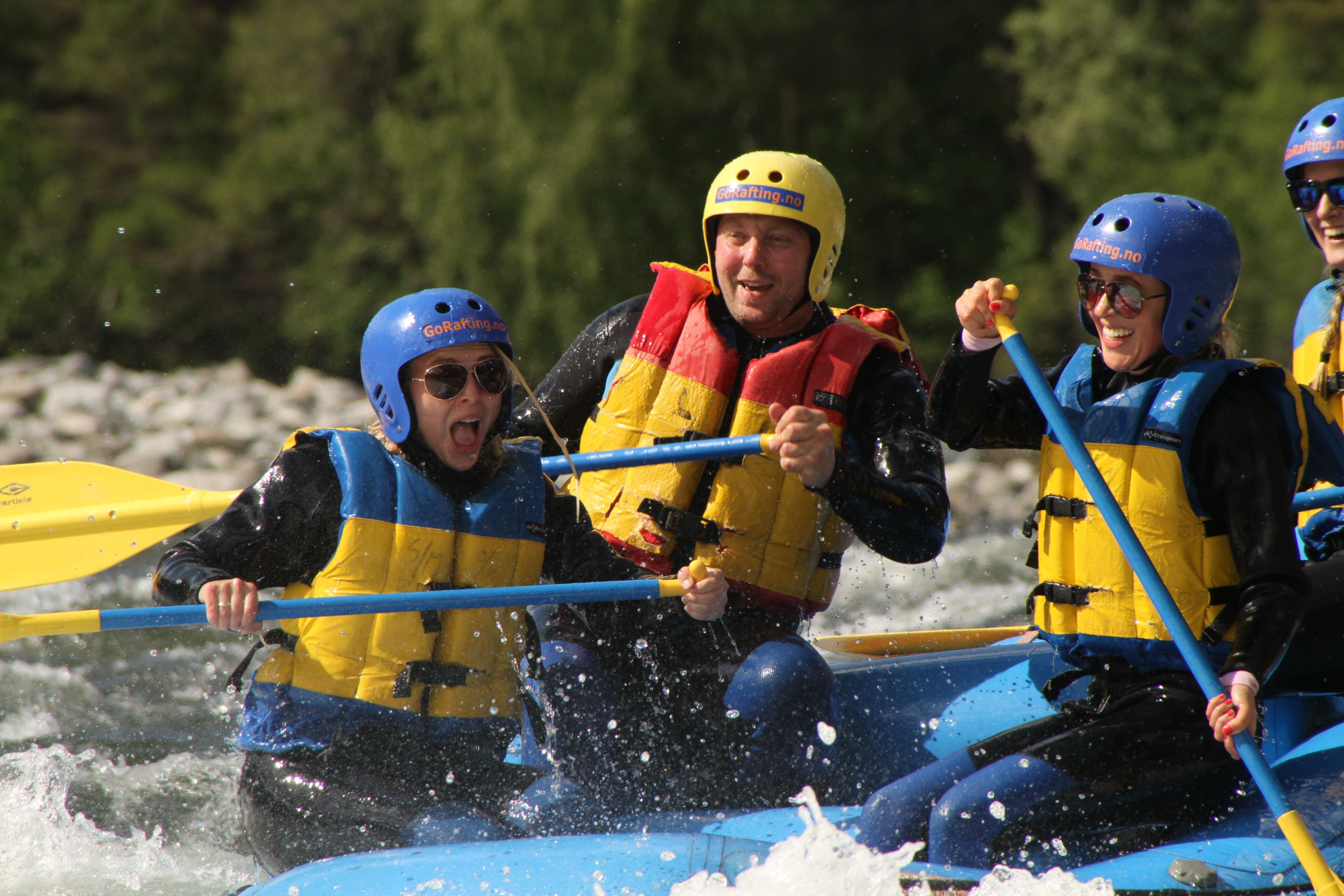 Rafting Weekend