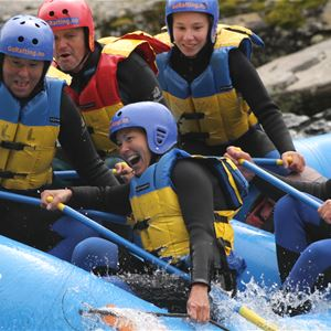 Day Conference & Rafting