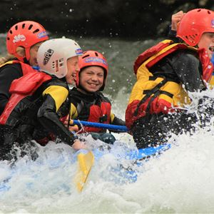 Family Rafting & Caving Weekend