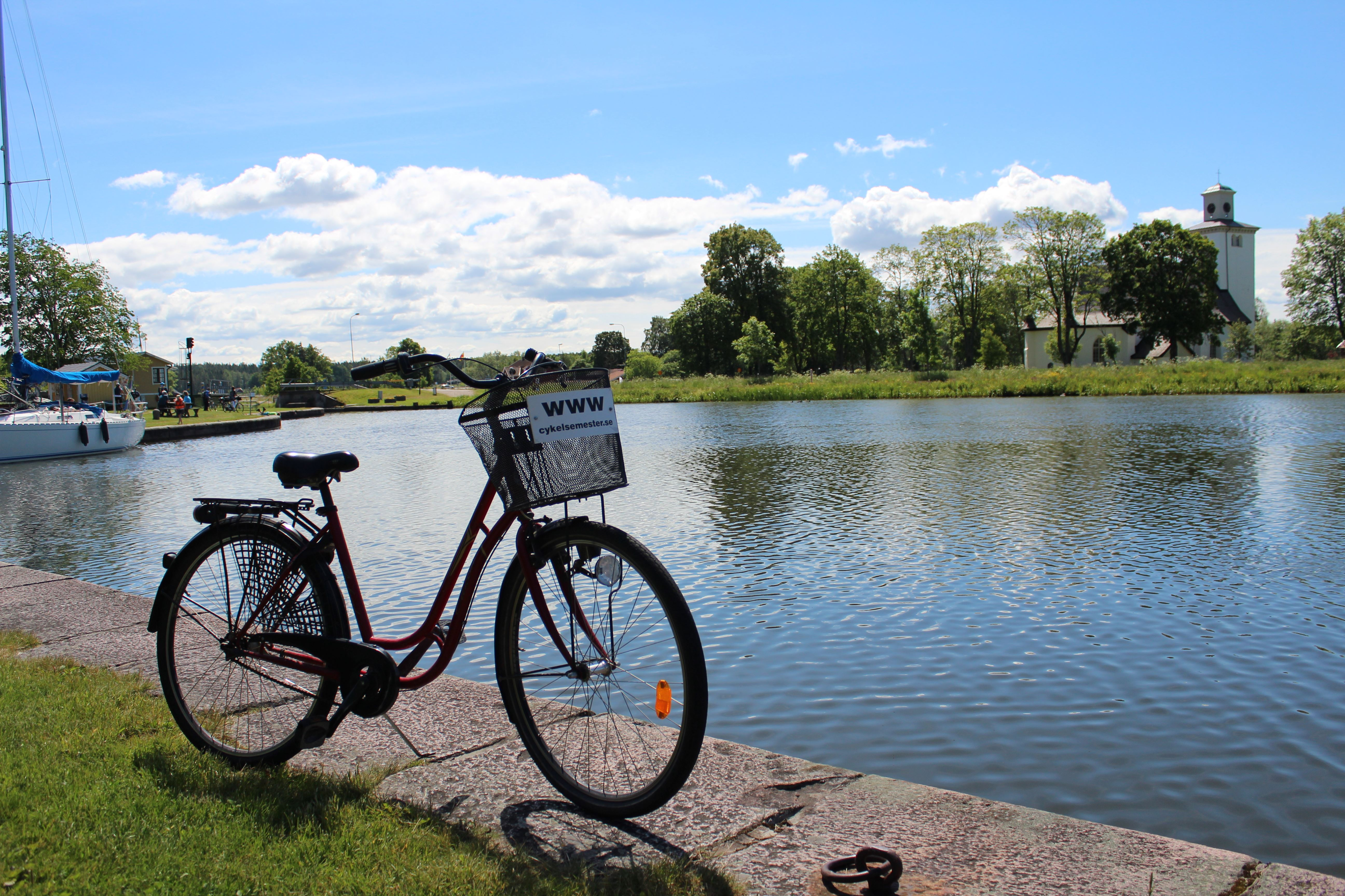 Cycle along Göta Canal, Hotel package Åsgården