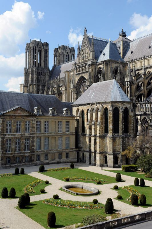 REIMS UNESCO