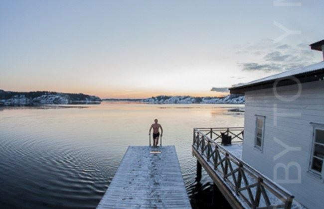 VIP weekend at Nösund Inn´s Sea bath SPA