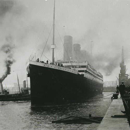 Titanic - The Exhibition