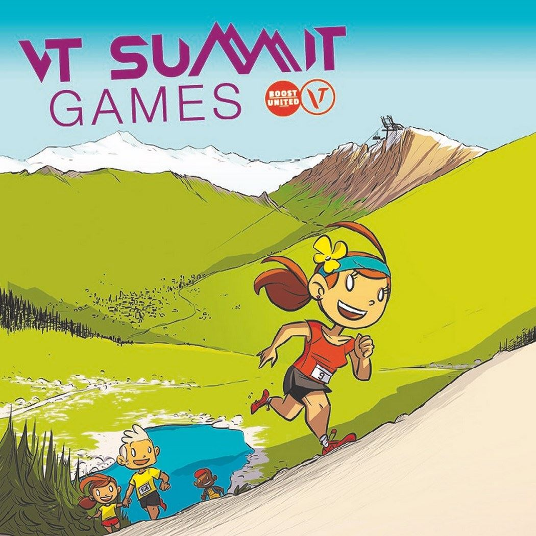 VT SUMMIT GAMES WEEK!! FROM 03/08/18 TO 10/08/18