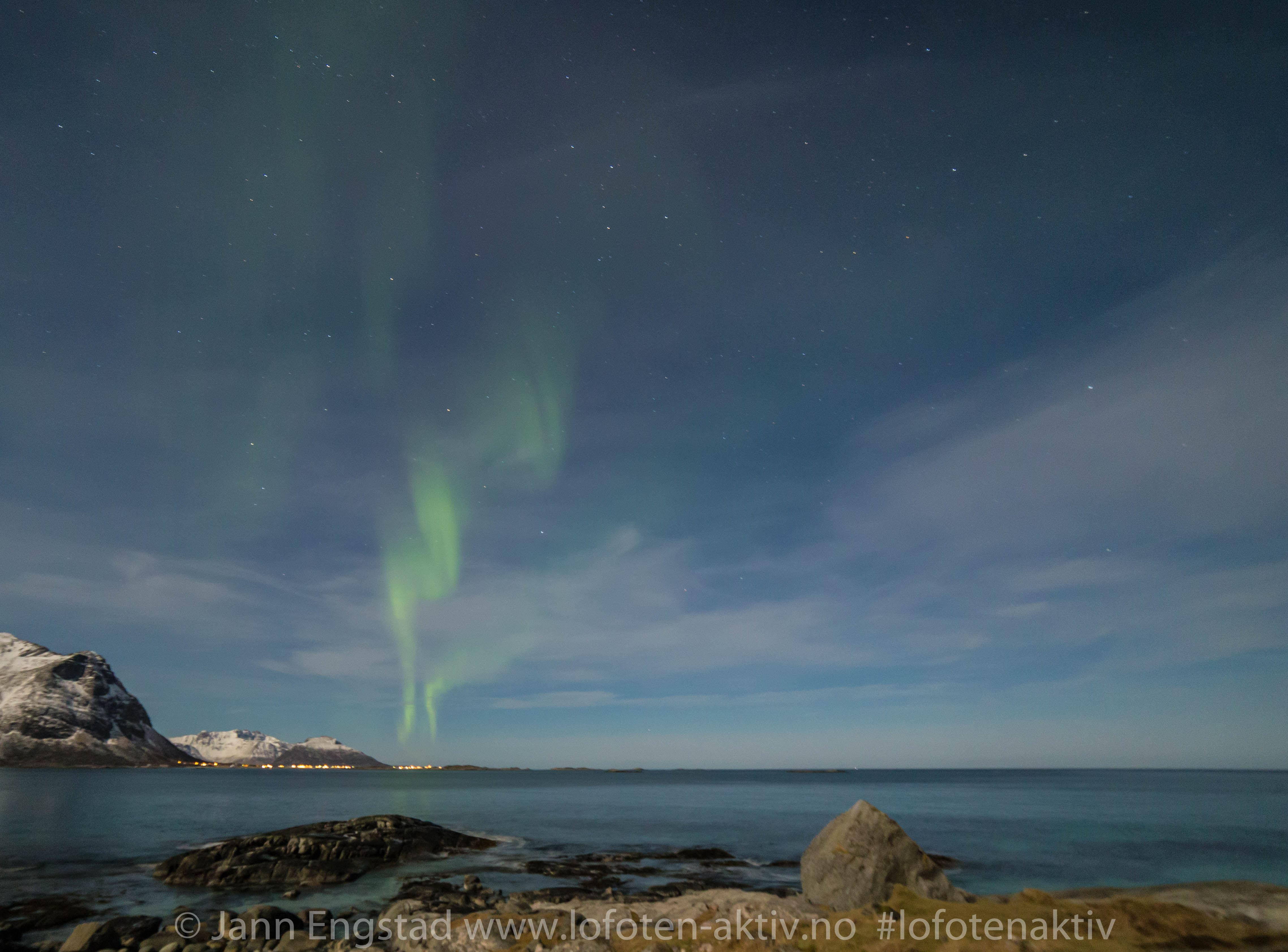 Northern Lights in Lofoten™