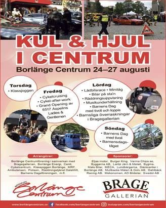 "Weekend offer for Hotel Brage "" Kul & Hjul"""