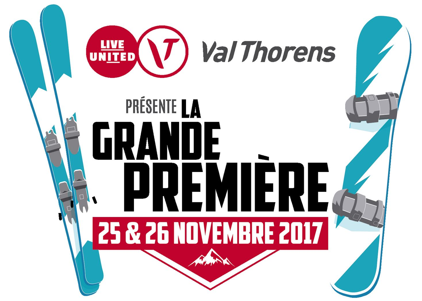 WEEKEND LA GRANDE PREMIERE - FROM 24 TO 26/11/17 - UCPA - FROM 185€ / PERS*