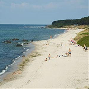 Active holiday Nordskoven Strand Camping