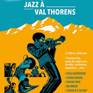 JAZZ A VAL THORENS - SHORT STAY IN RESIDENCE - DURING THE WEEK 07/04/18 TO 14/04/18
