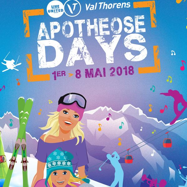 THE APOTHEOSE DAYS - ALL INCLUSIVE OFFER IN UCPA - FROM 249€ / PERS*- 2 NIGHTS - FROM 28/04 TO 08/05/18
