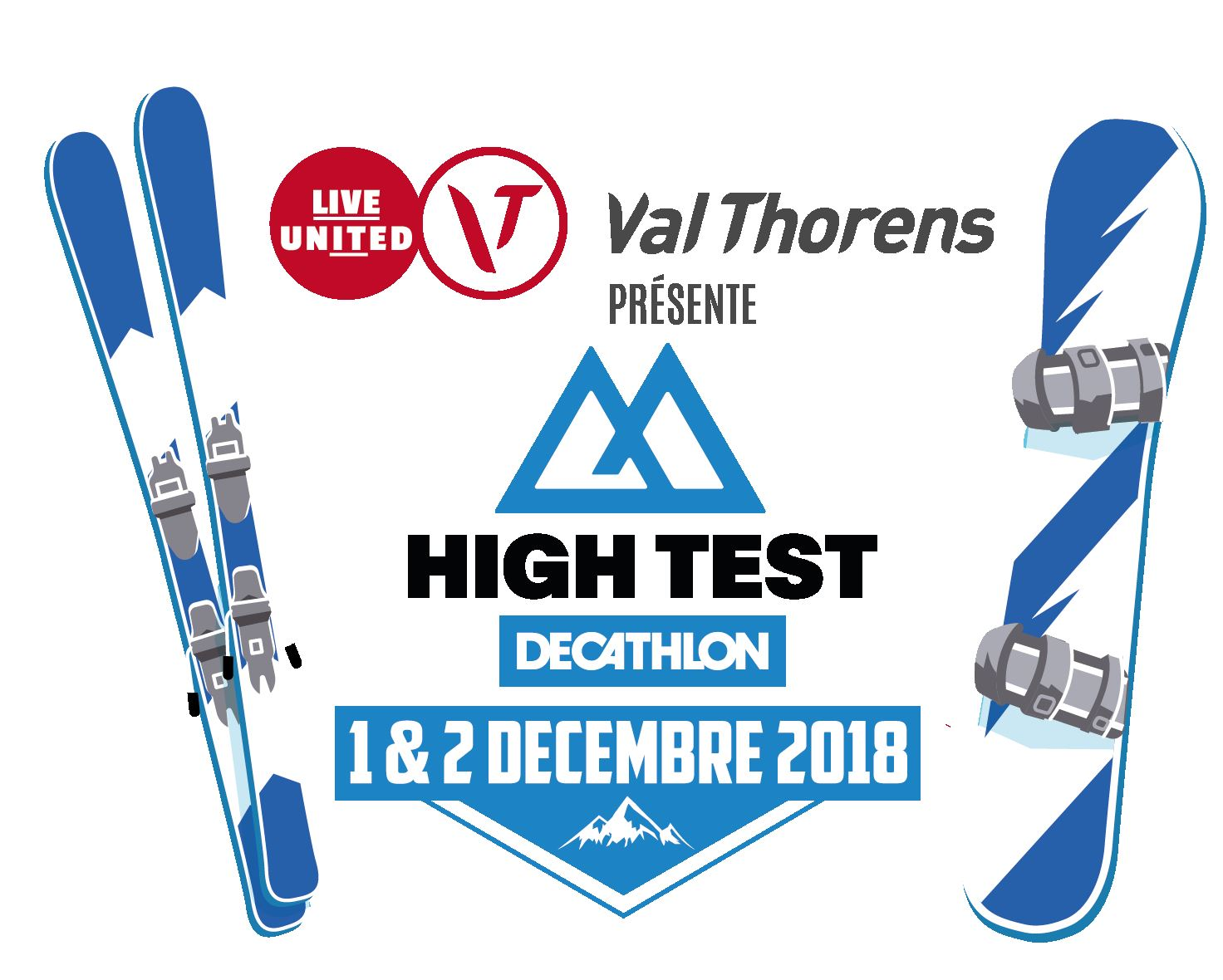 WEEK-END HIGH TEST BY DECATHLON - DU 30/11/18 AU 02/12/18 - EN STUDIO ET APPARTEMENT - A PARTIR DE 123 € / PERS*
