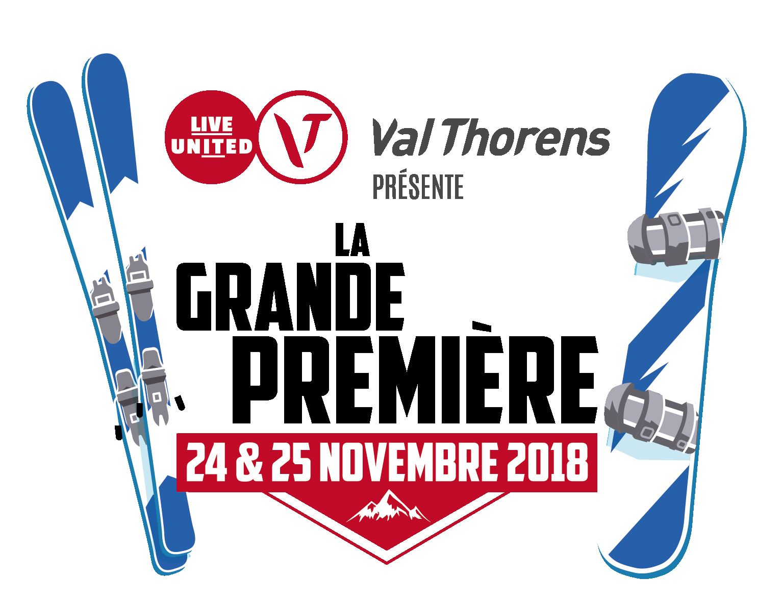WEEKEND LA GRANDE PREMIERE - FROM 23/11/18 TO 25/11/18 - STUDIO AND APARTMENT - FROM 116 € / PERS*