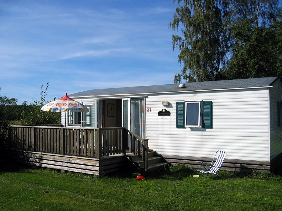 Small package saturday - saturday at Sonjas Camping, northern Öland
