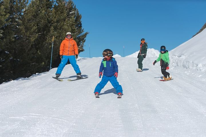 Family Ski, Ride and Fun - From €1760/family