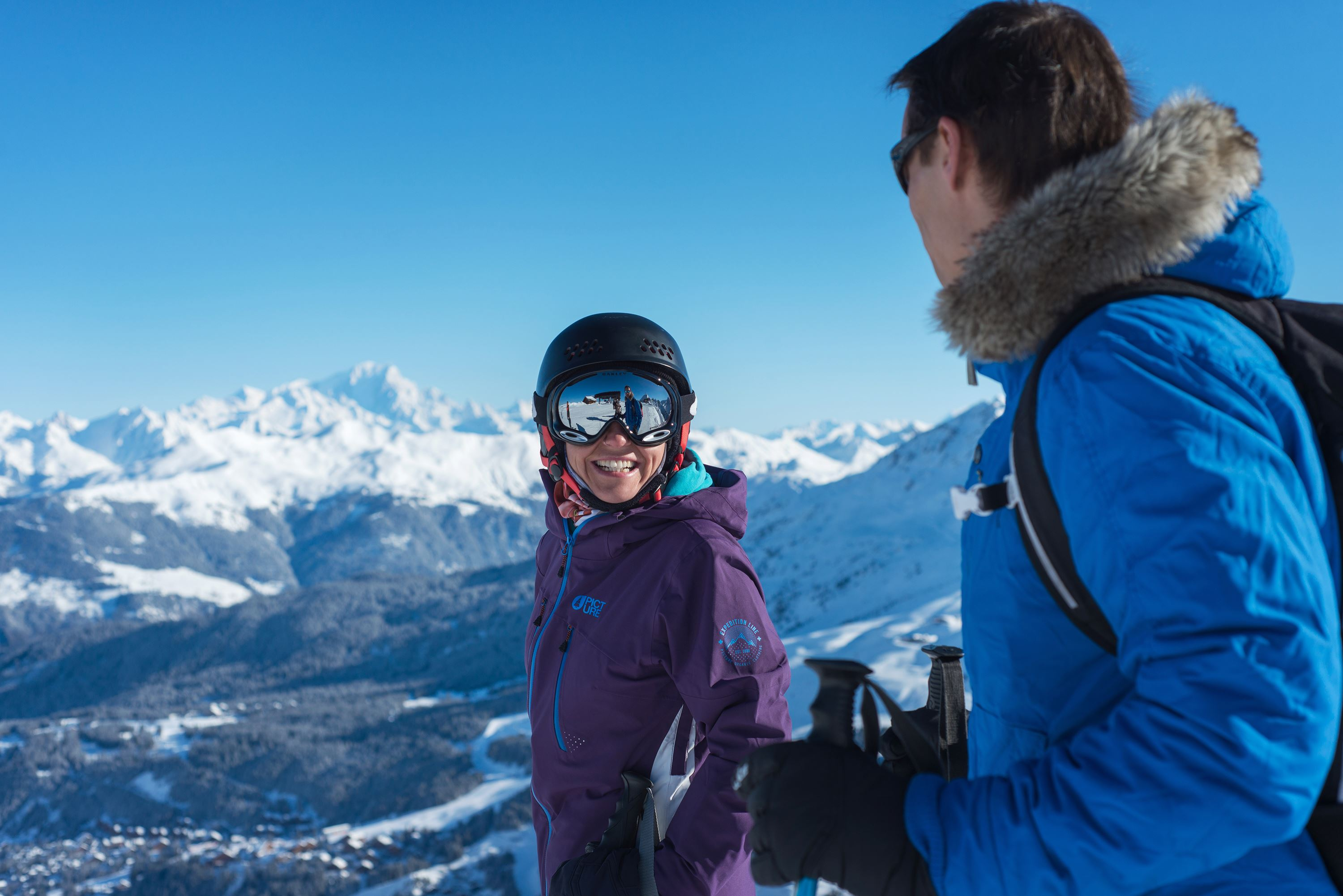 You + Me + Ski = ♥ - From €325/pers