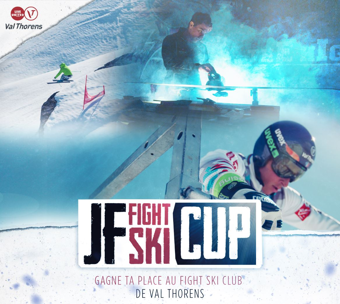 3RD EDITION OF THE FIGHT SKI CUP - THE 13th AND 14th APRIL 2019 - STAY IN HOTEL OR APARTMENT FROM 98 € / PERS*
