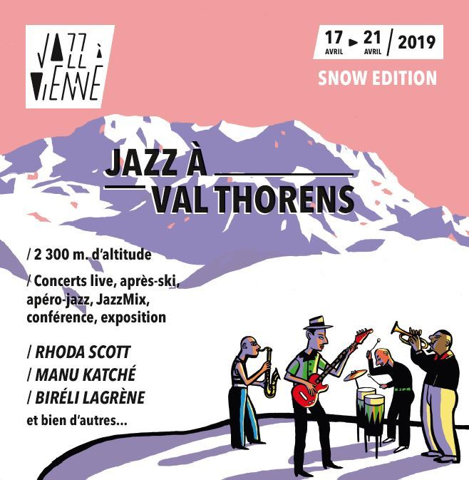 JAZZ A VAL THORENS - FROM 13/04/19 TO 21/04/19 - 7 NIGHT STAY - FROM 194€ / PERS*