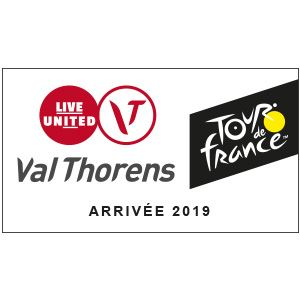 STEP 20 OF THE TOUR DE FRANCE - 27/07/2019 - ALBERTVILLE> VAL THORENS - STAYS FROM 26 TO 28/07/19 - FROM 35 € / PERS *